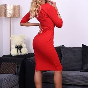 Dresses - Imported Super Sexy Office Dress